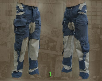 Rebel Pants ~ apocalyptic steampunk