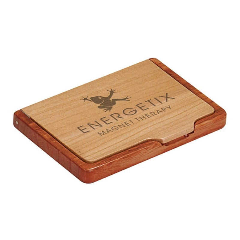 Engraved Business Card Holder Custom Engraved Card Holder