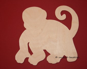 Monkey - wood