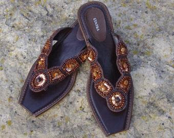 Leather Shoes Indian Sandals Shoes Women Leather Flats Womens Shoes Boho Sandals Leather Sandals Flip Flops Hippie Sandals Shoes