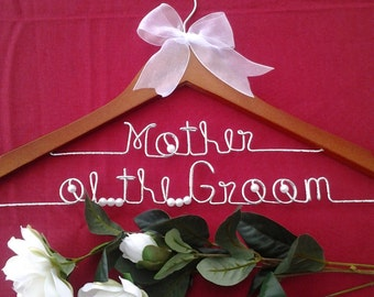 Mother of the Groom Hanger
