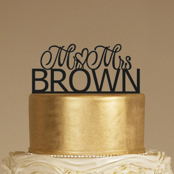 Navy White Wedding Cake Silver Monogram