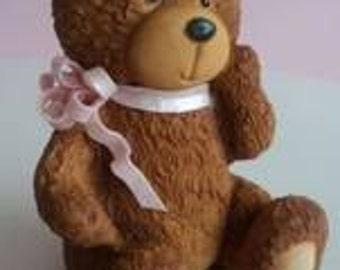 Teddy Bear Large-Silicone Molds- cake Molds