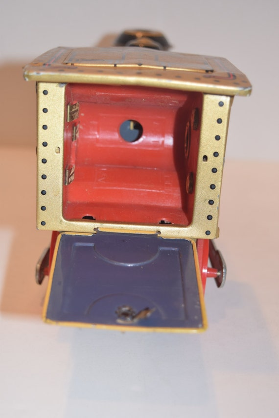 Vintage 1960u0026#39;s Battery Operated Mystery Action Casey by ...
