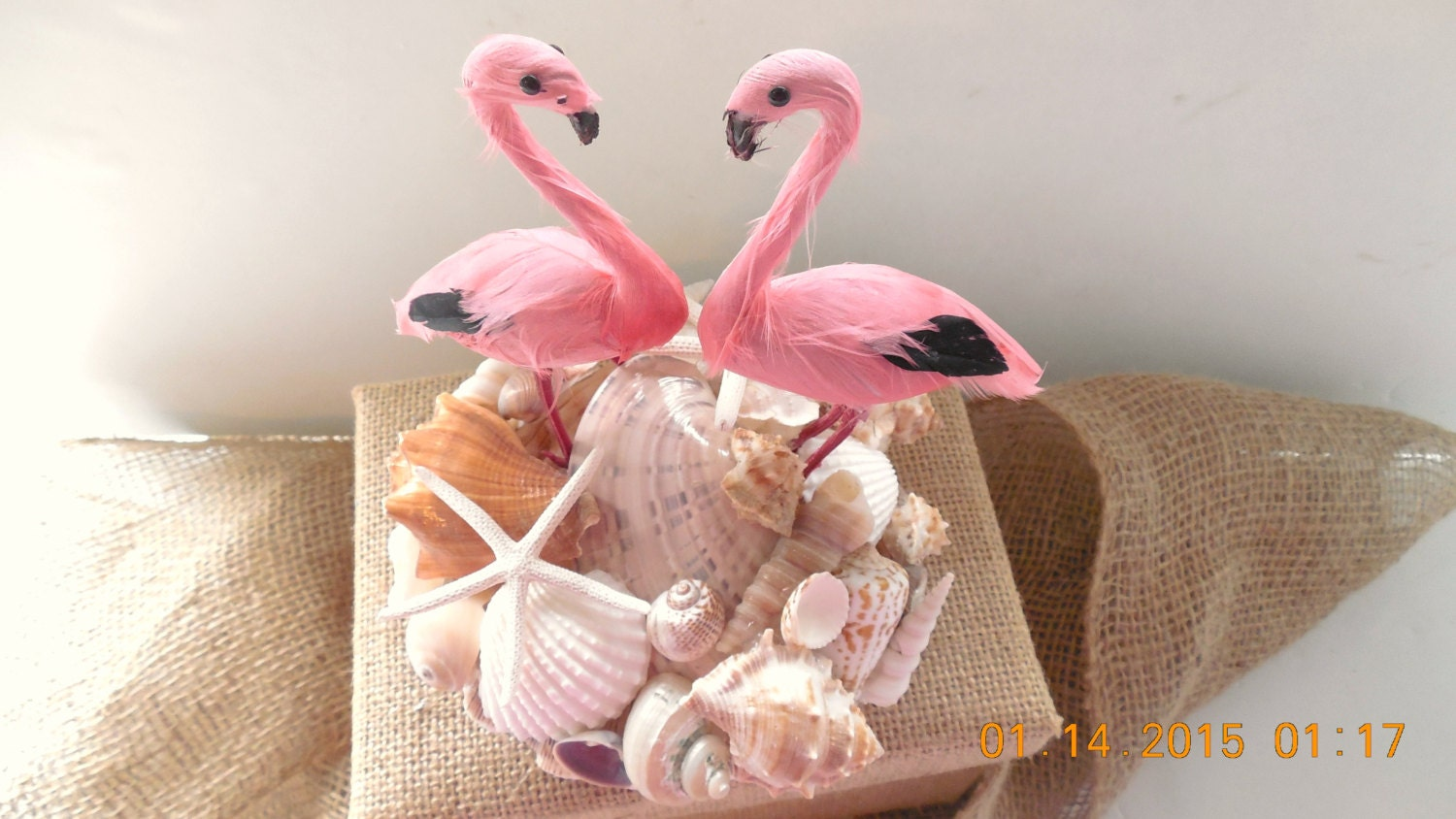 Pink Flamingo Wedding Cake Toppers ~ All the Best Ideas About Marriage