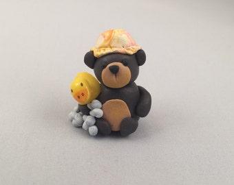 Brenda the Bath Bear