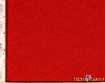 """Red Stretch Knit Jersey Fabric 4 Way Stretch Rayon Spandex 8 Oz 58-60"""""""