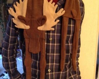 Moose Rack Elk Etsy