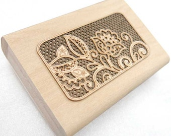 Wooden Business Card / Name Card Box