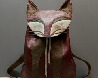 Foxy lady backpack