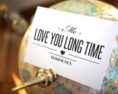 funny valentine card, adult love card, Me Love You Long Time - Me Love You Card - Love You Long Time Card - Funny Birthday Card - Funny Anni