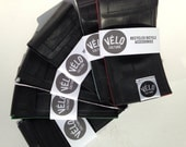 The Soft Cell™ Smartphone case - upcycled bicycle inner tube fully lined vegan case