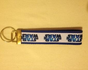 Star Wars wristlet key fob holder keychain