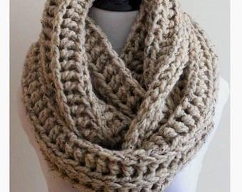 Crochet scarf patern, DIY crochet pattern, PDF Instant Download Crochet Pattern, crochet tutorial, a make it yourself tutorial