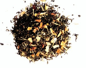 Citrus Green Tea - loose leaf or in tea bags