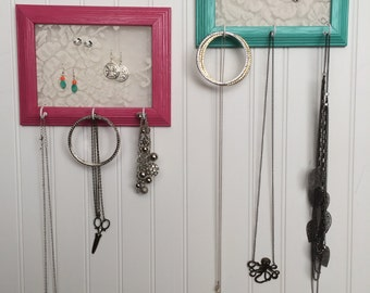 Jewelry Holder Frame