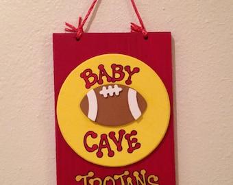 USC Trojans Baby Cave