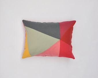 ON SALE!! NINA, tender little cushion, organic cotton