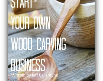 How to start your own Wood carving business