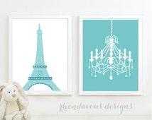 Unique Paris Room Decor Related Items Etsy