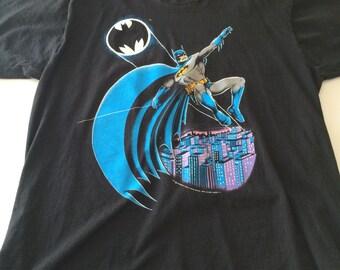 Vintage 1988 BATMAN DC Comics T-Shirt