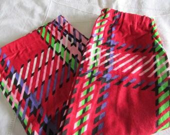 Flannel Pajama pants - Pjs - Lounge pants - Pajama bottom - Pyjama pants - Child pajama pants - Ready to ship in size 4 - 5.
