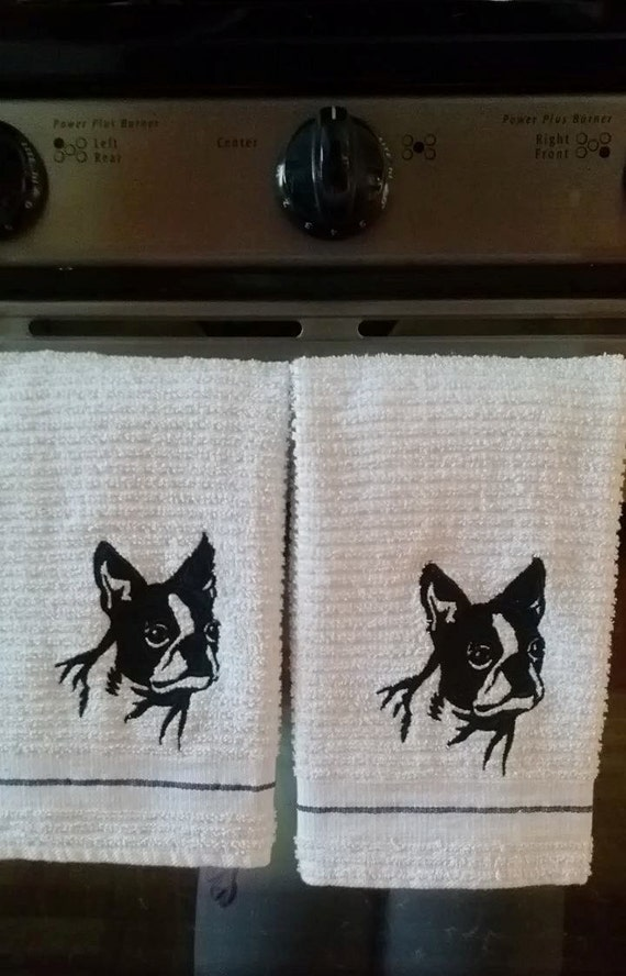 Terry Kitchen and Dish Towels by Boston Textile