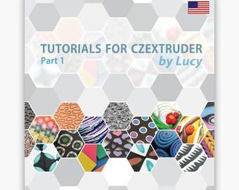 TUTORIALS FOR CZEXTRUDER by Lucy - Part 1 [En]