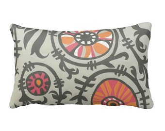 7 Sizes Available: Pillow Cover Decorative Pillow Throw Pillow Grey Pillow Pink Pillow Orange Pillow Lumbar Pillow Home Decor