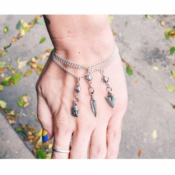 Join the Tribe|| Little Warrior Bracelet