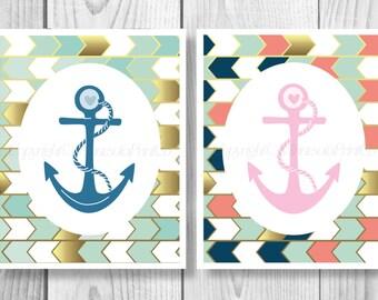 Anchor Decor, Anchor Printable,Beach Decor, Anchor Download,Nautical Decor, Beach, Beach Sign,Nautical, Anchor Decor, Anchor 0174
