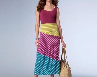 Butterick Pattern B6180 Misses' Skirt