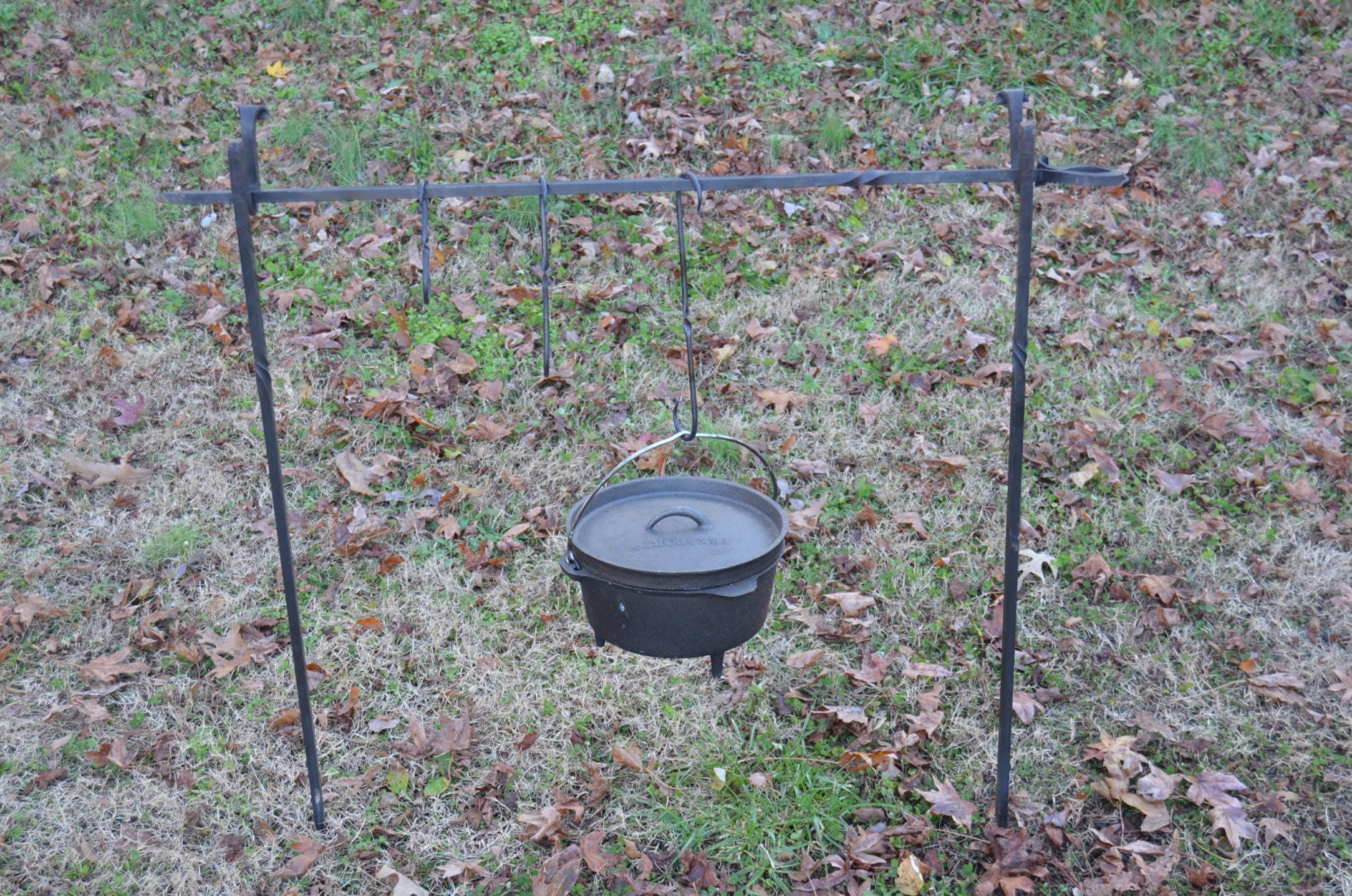 Campfire Cooking Tripod Campfire Cooking Pot