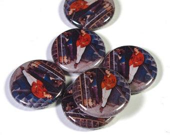 Townes Van Zandt Pinback Button