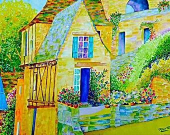South of France - Original