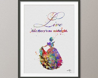 Popular Items For Cinderella Quotes On Etsy