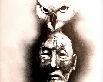 The Guide and the Owl Spirit
