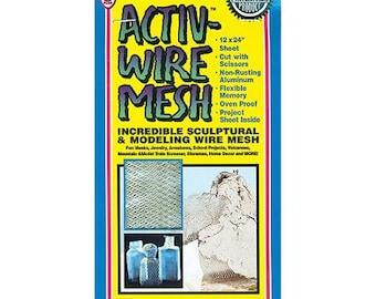 Activ-Wire Mesh (3pkgs)