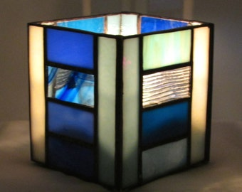 Stained Glass Candlebox