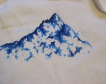 Lonely Mountain; 2T T-Shirt Original Design