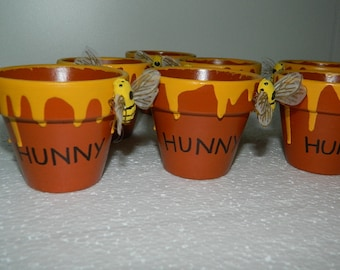 Small Winnie the pooh Honey pot
