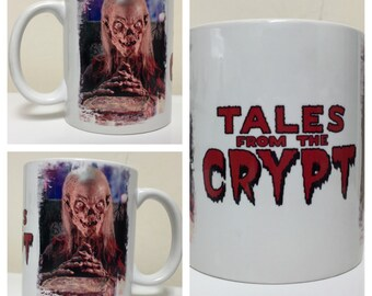 Tales From the Crypt Inspired Mug