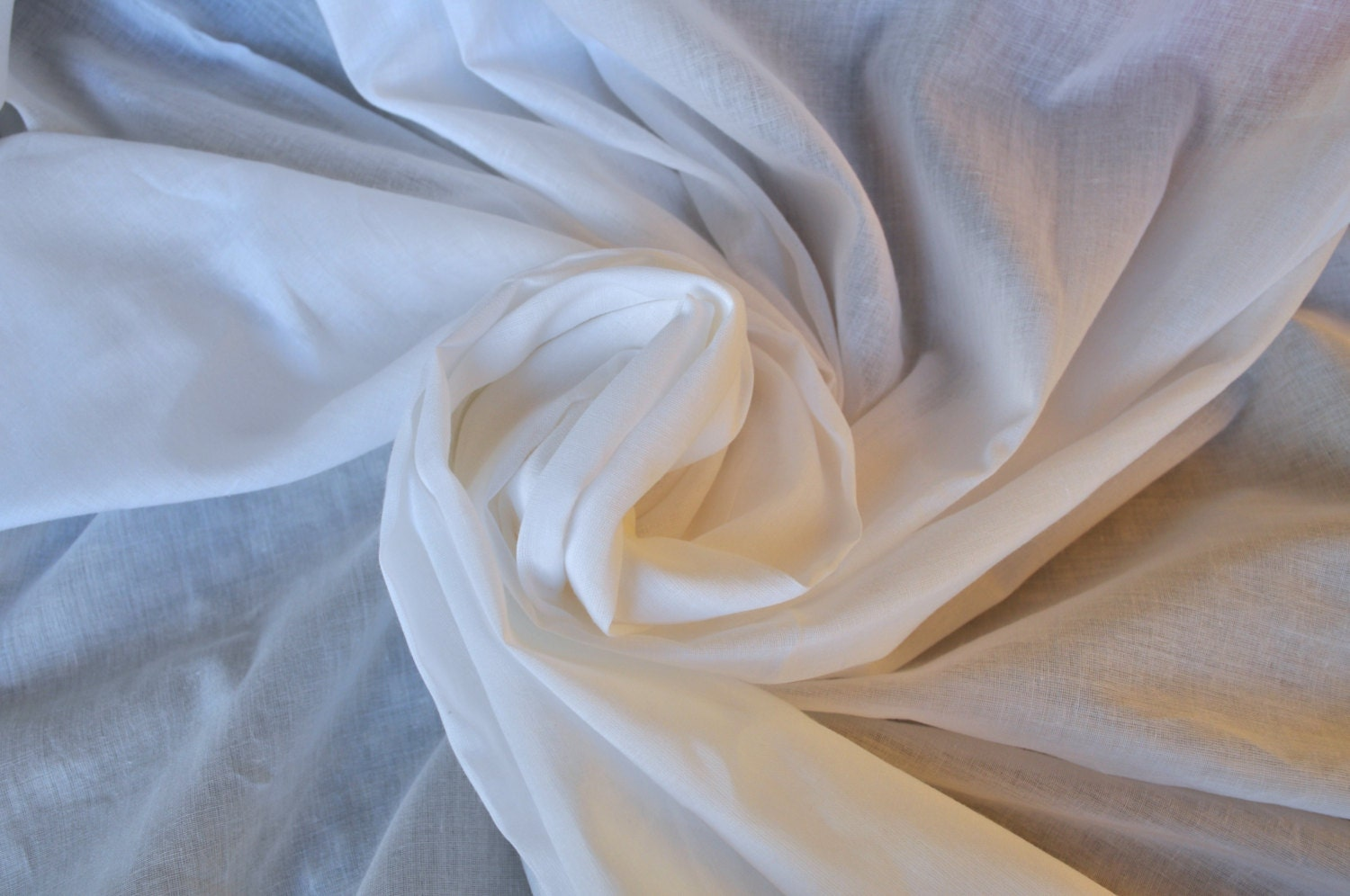 Muslin cloth voile fabric sheer lining fabric soft cotton for Voile fabric