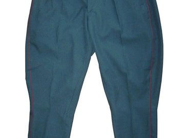 USSR military parade riding breeches Galife trousers