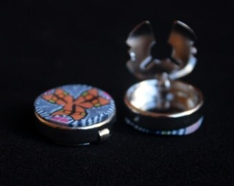 African Button covers
