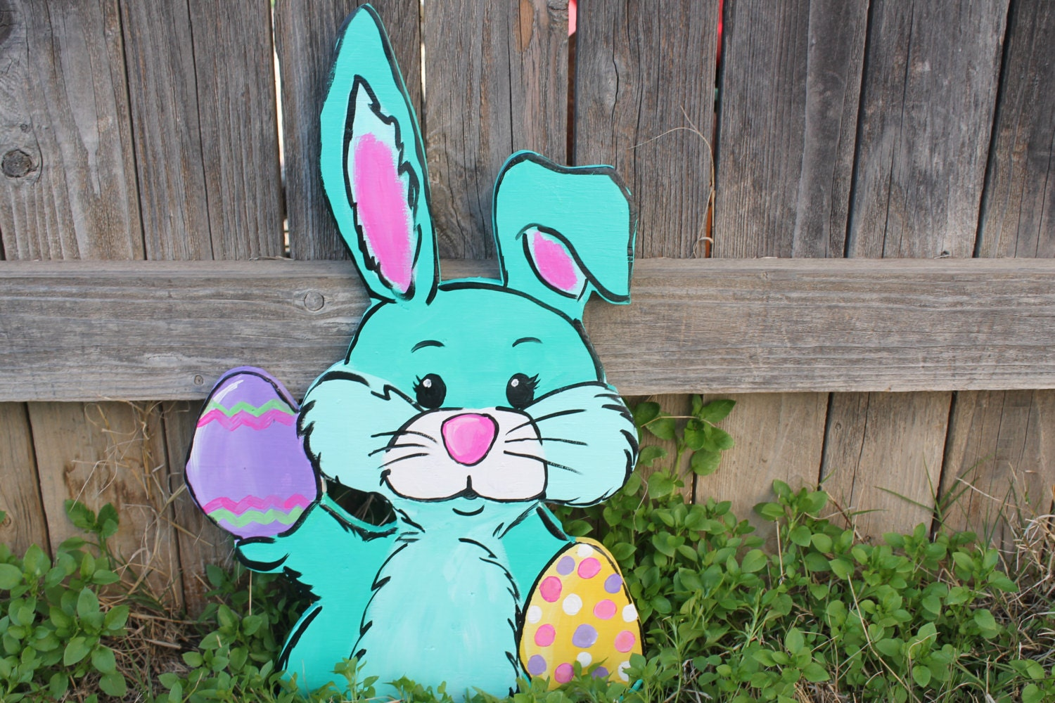 Easter Yard Art-Easter Yard Decor Easter Bunny Outdoor