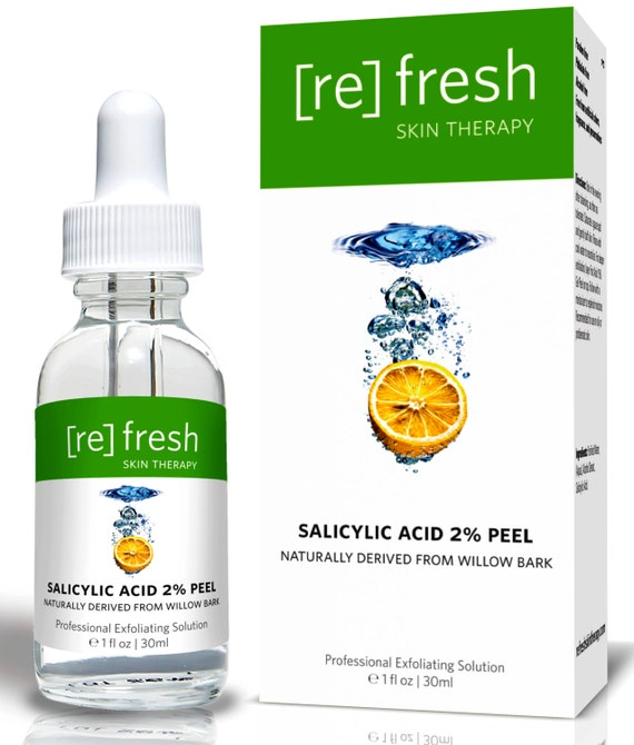 Salicylic Acid 2% Daily Peel, Naturally Derived from Willow Bark