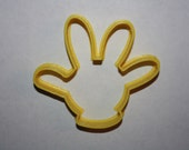 Mouse Hand Cookie Cutter