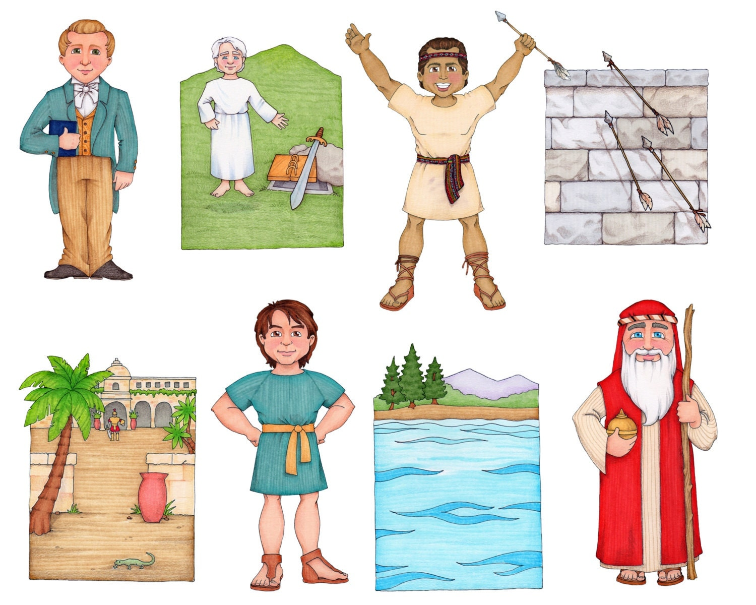 clipart of the book of mormon - photo #10