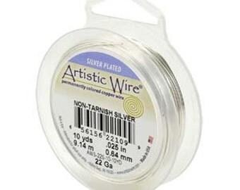 Artistic Wire - 28 Gauge - 36.58 Metres
